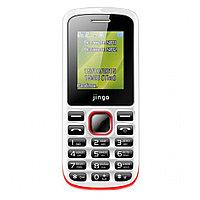 Мобильный телефон Jinga Simple F100N Бело-Красный