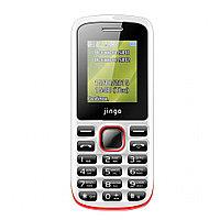 Мобильный телефон Jinga Simple F100N Оранжевый