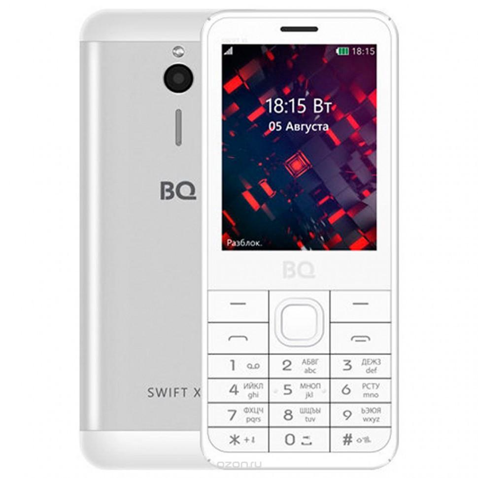Мобильный телефон BQ-2811 Swift XL Серебряный