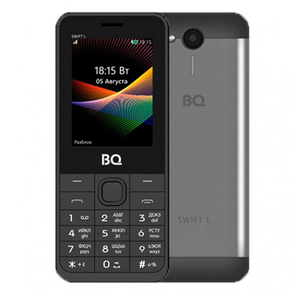 Мобильный телефон BQ-2811 Swift XL Темно-Серый