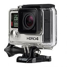 Экшн-камера GoPro CHDHY-401 (HERO4 Silver Edition - Adventure)