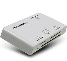 Картридер Transcend TS-RDP8W белый