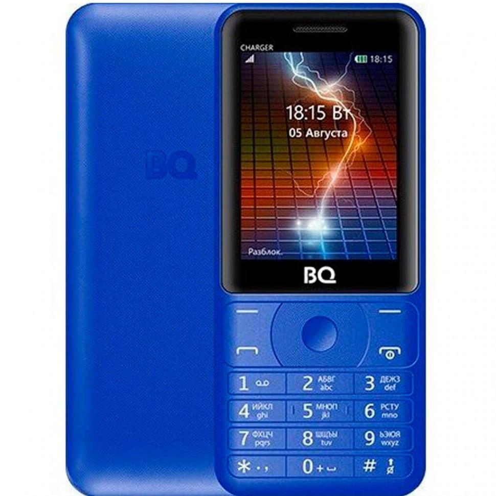 Мобильный телефон BQ-2425 Charger Синий