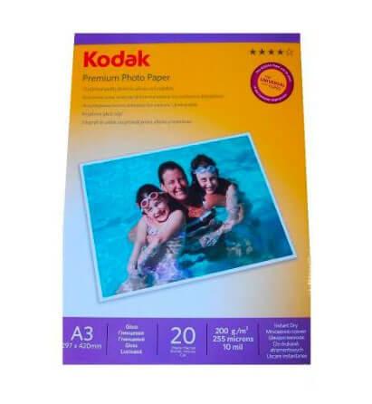 Фотобумага A3 KODAK CAT 5740-116 20 Л. 200 Г/М2 глянцевая