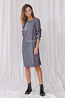 Женское осеннее платье Fantazia Mod 3733 50р.