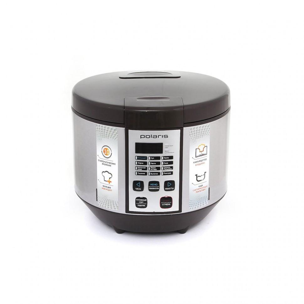Мультиварка Polaris PMC-0558AD(кофе))