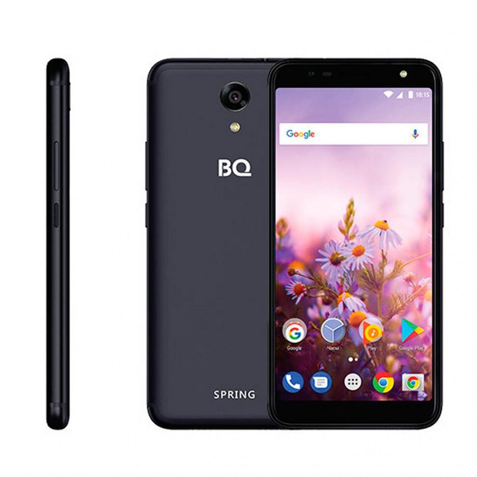 Смартфон BQ 5702 Spring Black