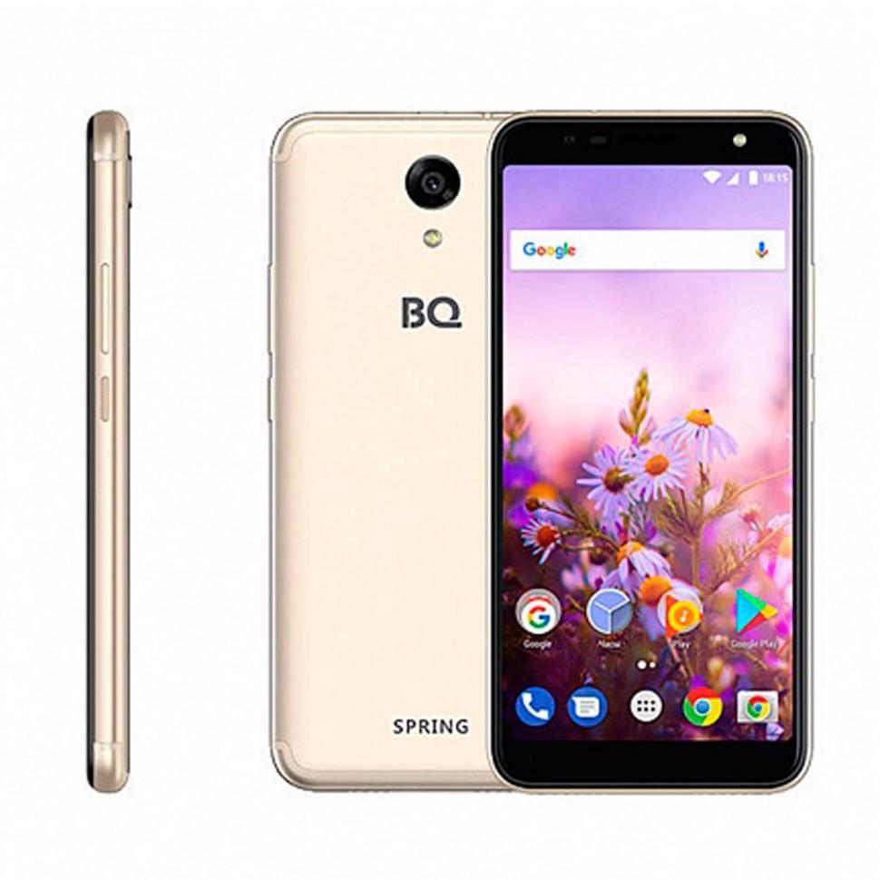 Смартфон BQ 5702 Spring Gold