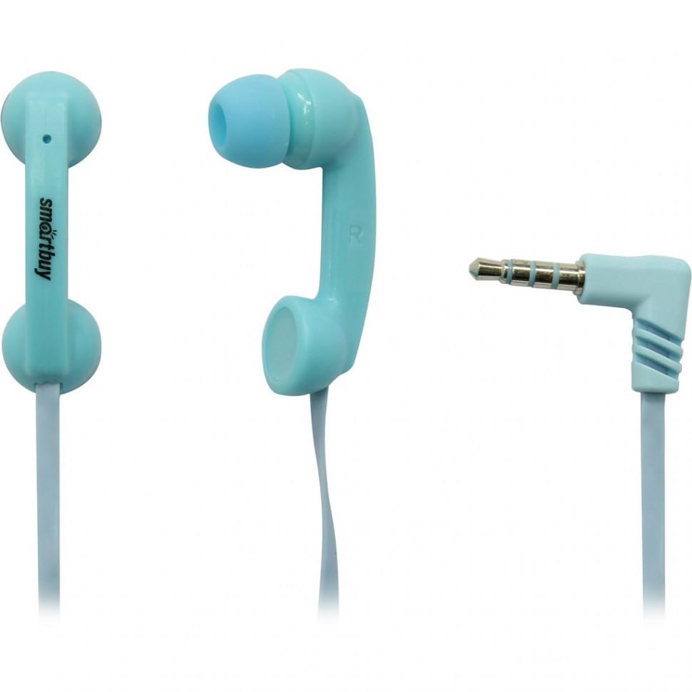 Универсальная мобильная гарнитура SmartBuy HELLO, синий (SBH-200)/240 - фото 1