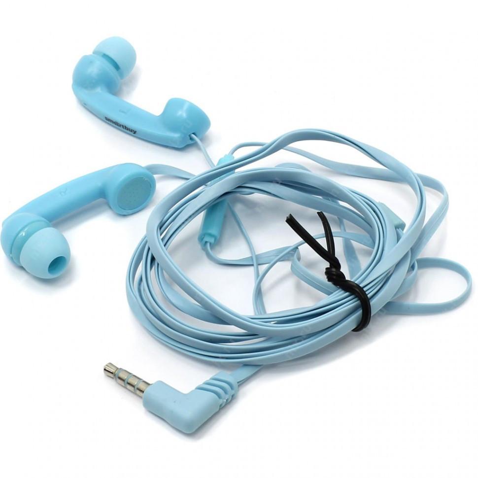 Универсальная мобильная гарнитура SmartBuy HELLO, синий (SBH-200)/240 - фото 2