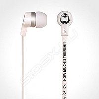 Универсальная мобильная гарнитура SmartBuy® WILD LIFE. PINGU (SBH-2000)/100
