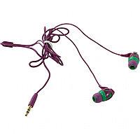 Внутриканальные наушники SmartBuy® ZEALOT, зел/пурпур (SBE-9330) / 240