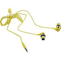 Внутриканальные наушники SmartBuy® ZEALOT, син/желт (SBE-9320) / 240