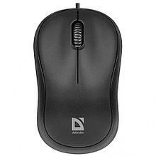 Компьютерная мышь Defender Patch MS-759 черный, 3 кнопки, 1000 dpi