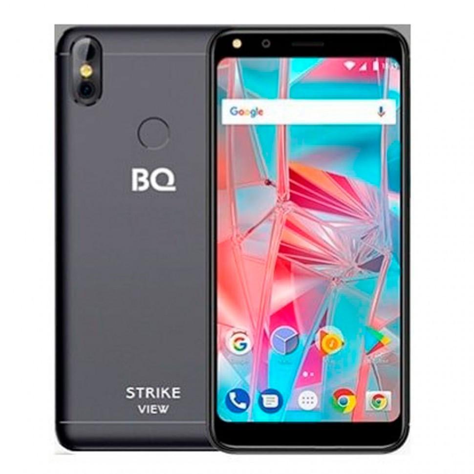 Смартфон BQ 5209L Strike LTE Black