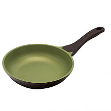 Сковорода POLARIS Safari-28F Коричнево-зеленый