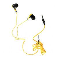 Внутриканальные наушники SmartBuy® TOXIC, желтые (SBE-2600) / 50