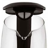Электрический чайник Scarlett SC-EK27G19 (стекло) черный, фото 2