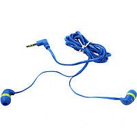 Внутриканальные наушники SmartBuy® CONCEPT, голубые (SBE-330) / 240