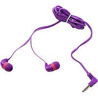 Внутриканальные наушники SmartBuy® CONCEPT, фиолетовые (SBE-350) / 240