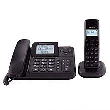 Телефон беспроводной Texet TX-D7055А COMBO БЕЛЫЙ белый