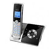 Телефон беспроводной Texet TX-D7455А черный-серебро, фото 2