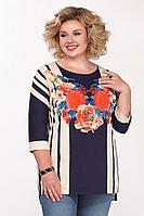 Женская осенняя большого размера блуза Matini 4.1436 56р.