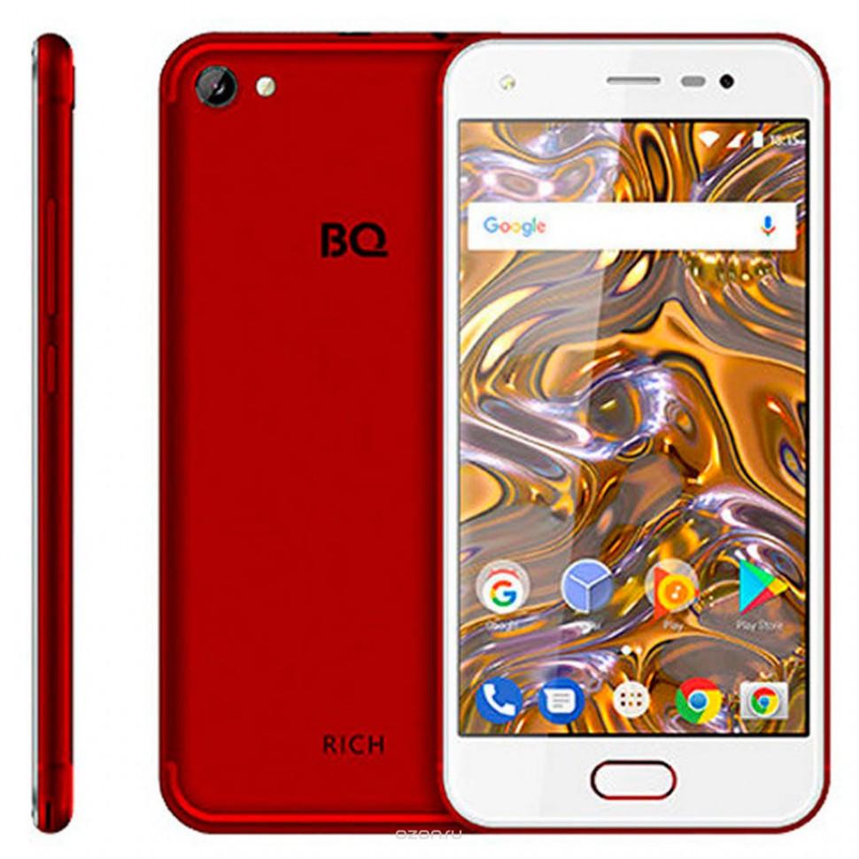Смартфон BQ 5012L Rich Red
