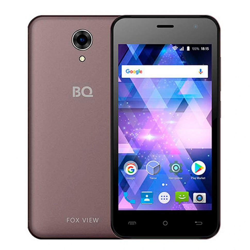 Смартфон BQ 4585 Fox View Moka