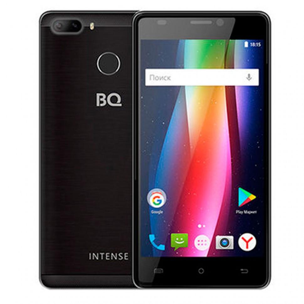 Смартфон BQ 5005L Intense Black Brushed
