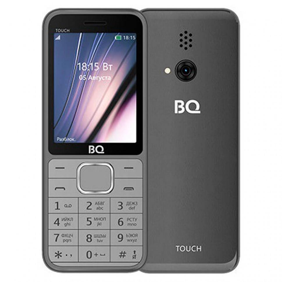 Мобильный телефон BQ 2429 Touch Grey