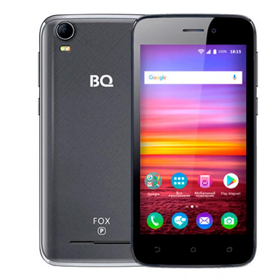 Смартфон BQ 4583 Fox Power Gray