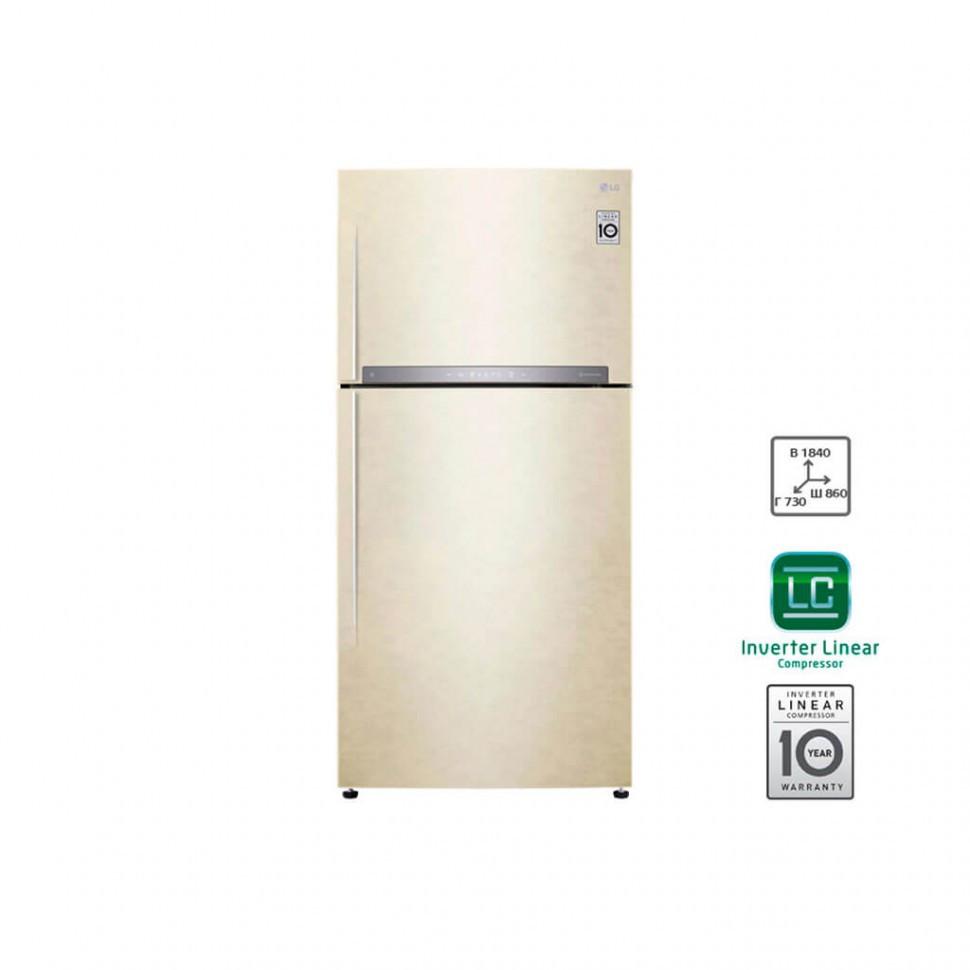 Холодильник LG GR H 802 HEHZ