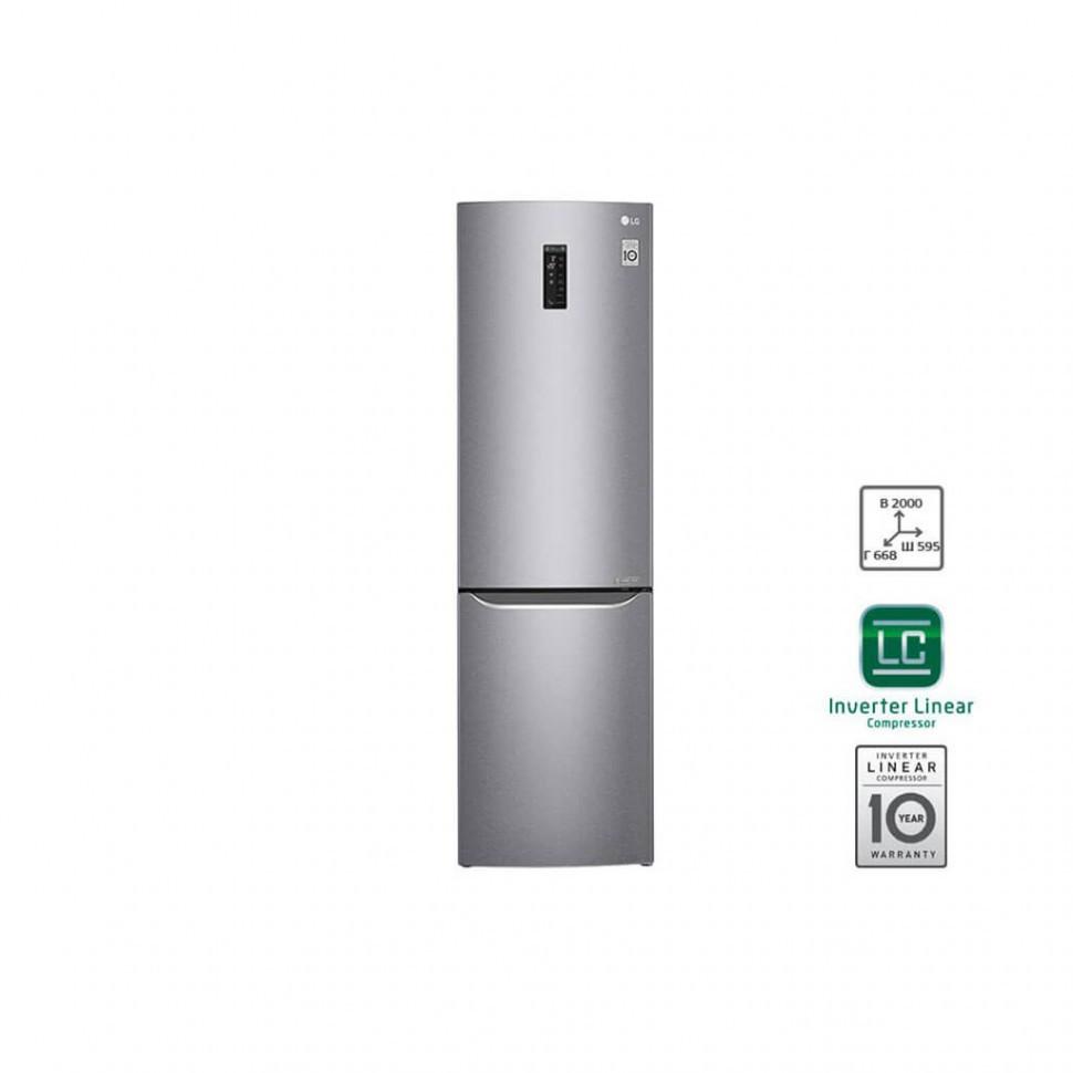 Холодильник LG GA-B 499 SMQZ