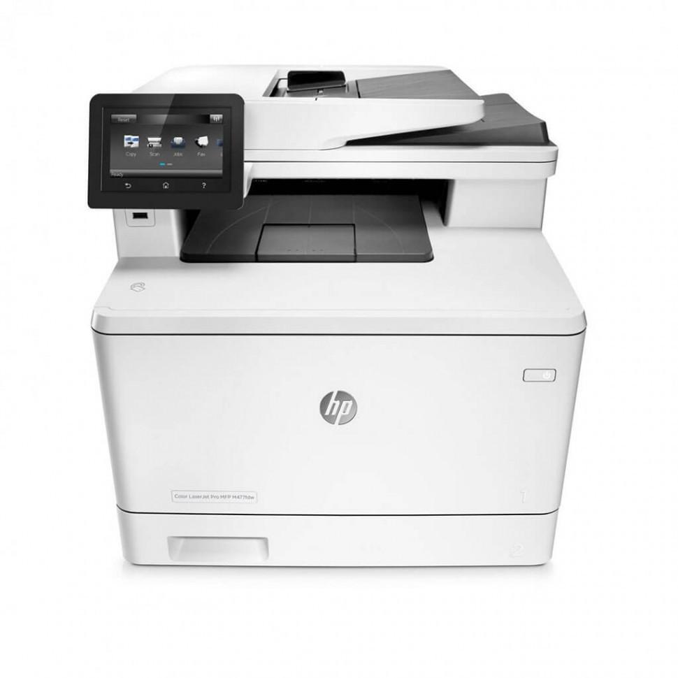 МФУ HP Color LaserJet Pro MFP M281fdw