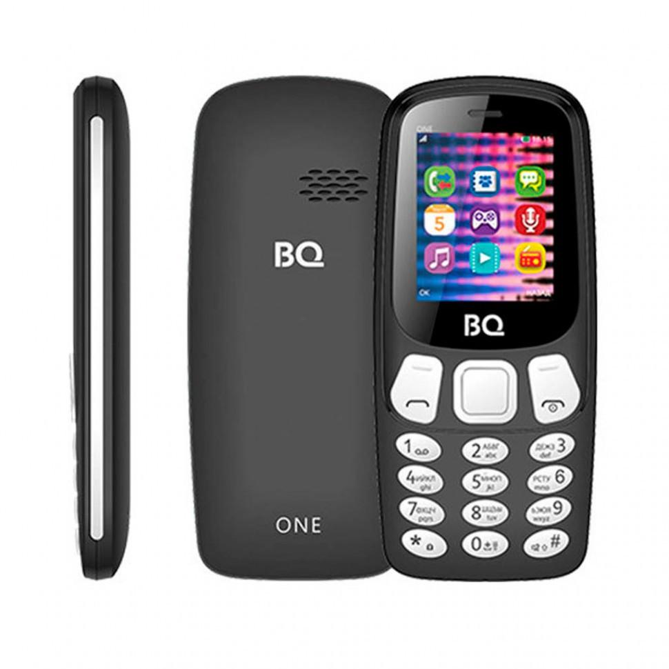 Мобильный телефон BQ 1844 One Black