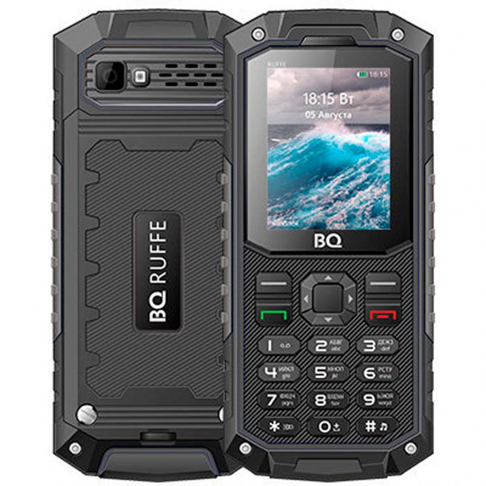 Мобильный телефон BQ 2205 Ruffe Black
