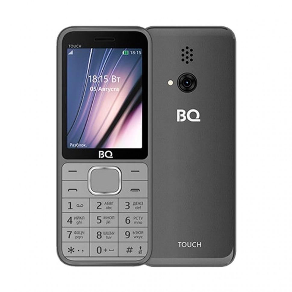 Мобильный телефон BQ 2429 Touch Black