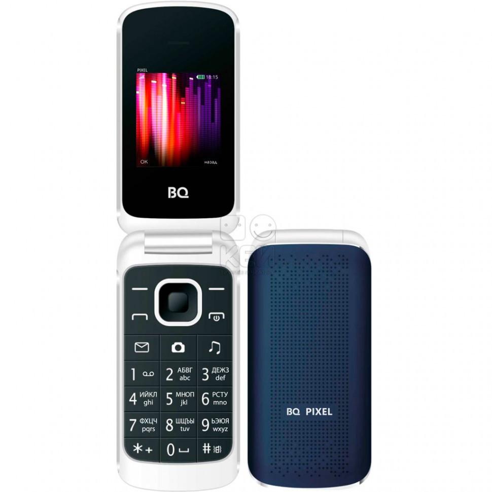 Мобильный телефон BQ 1810 Pixel Dark Blue