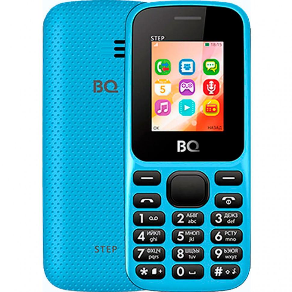 Мобильный телефон BQ 1805 Step Blue