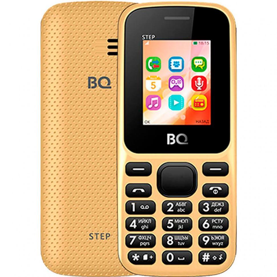 Мобильный телефон BQ 1805 Step Coffee