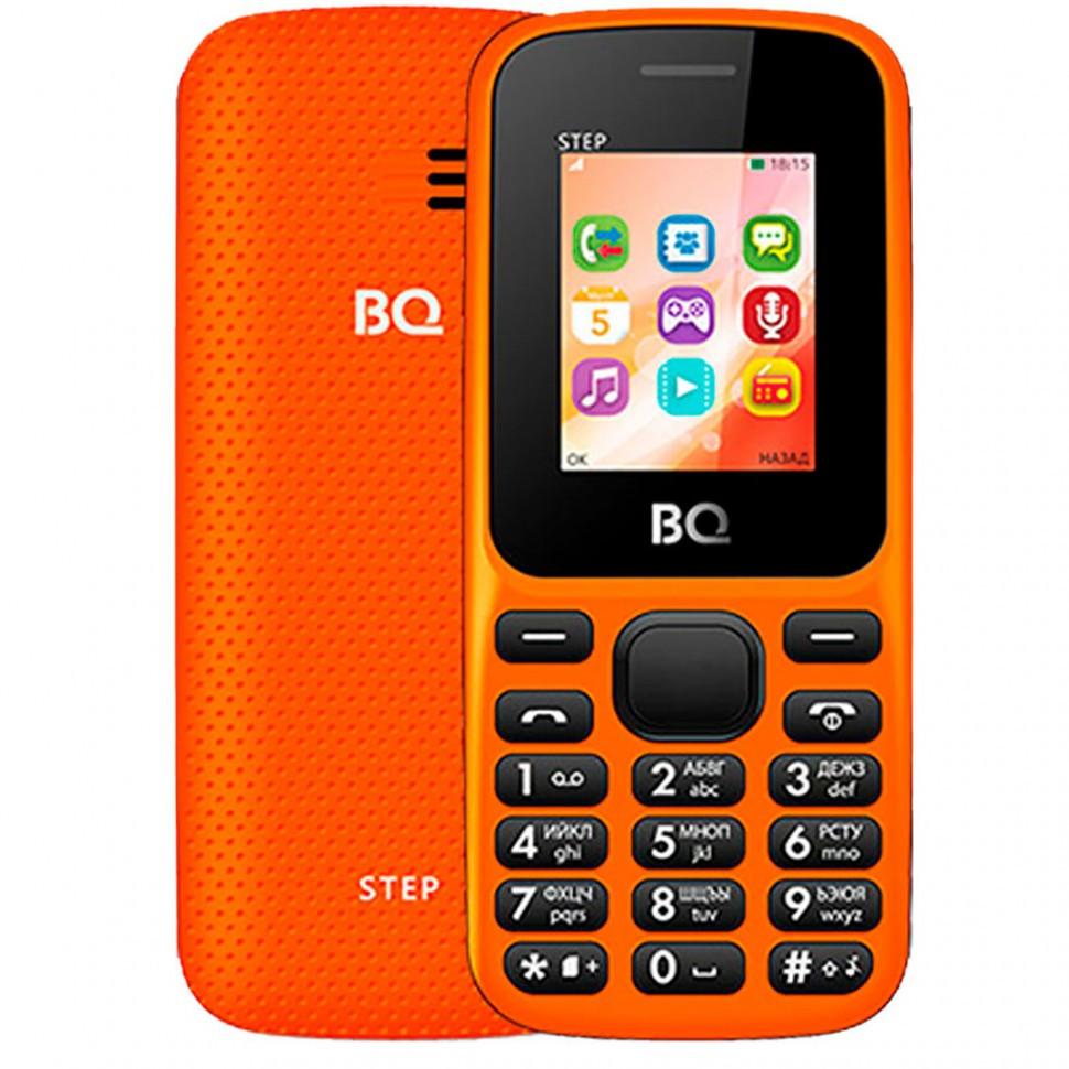 Мобильный телефон BQ 1805 Step Orange
