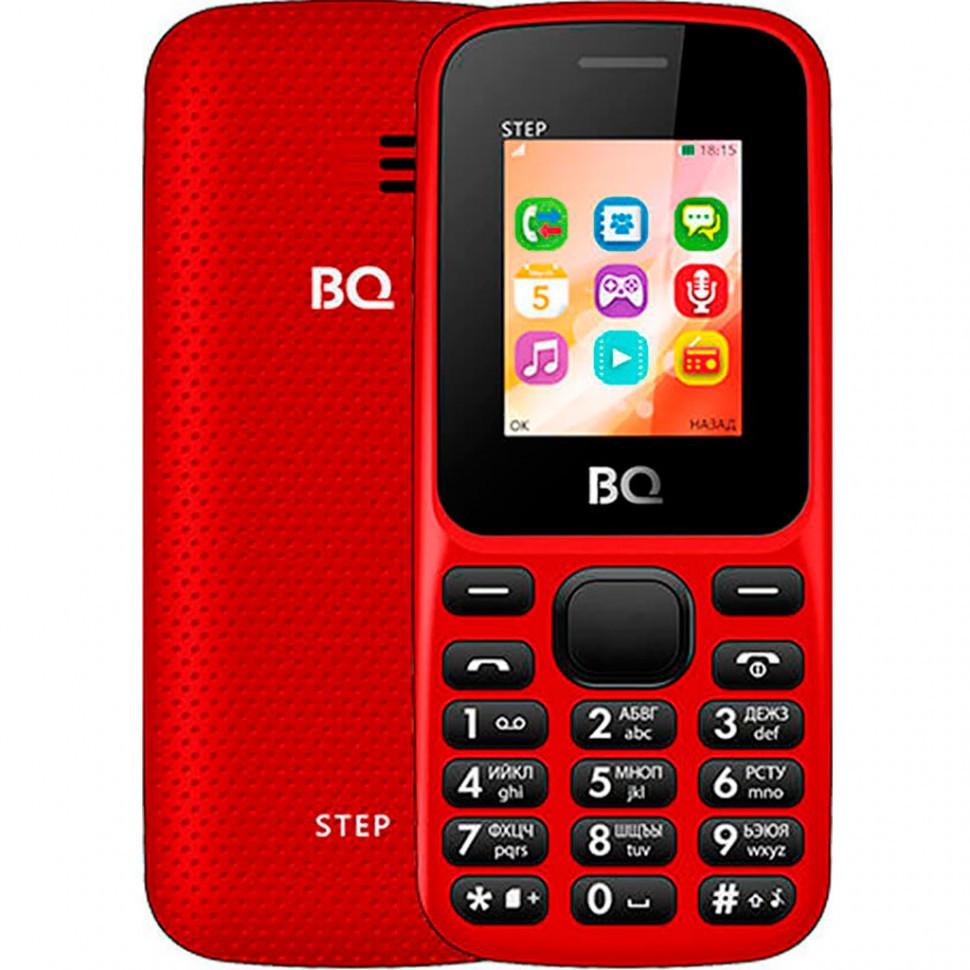 Мобильный телефон BQ 1805 Step Red