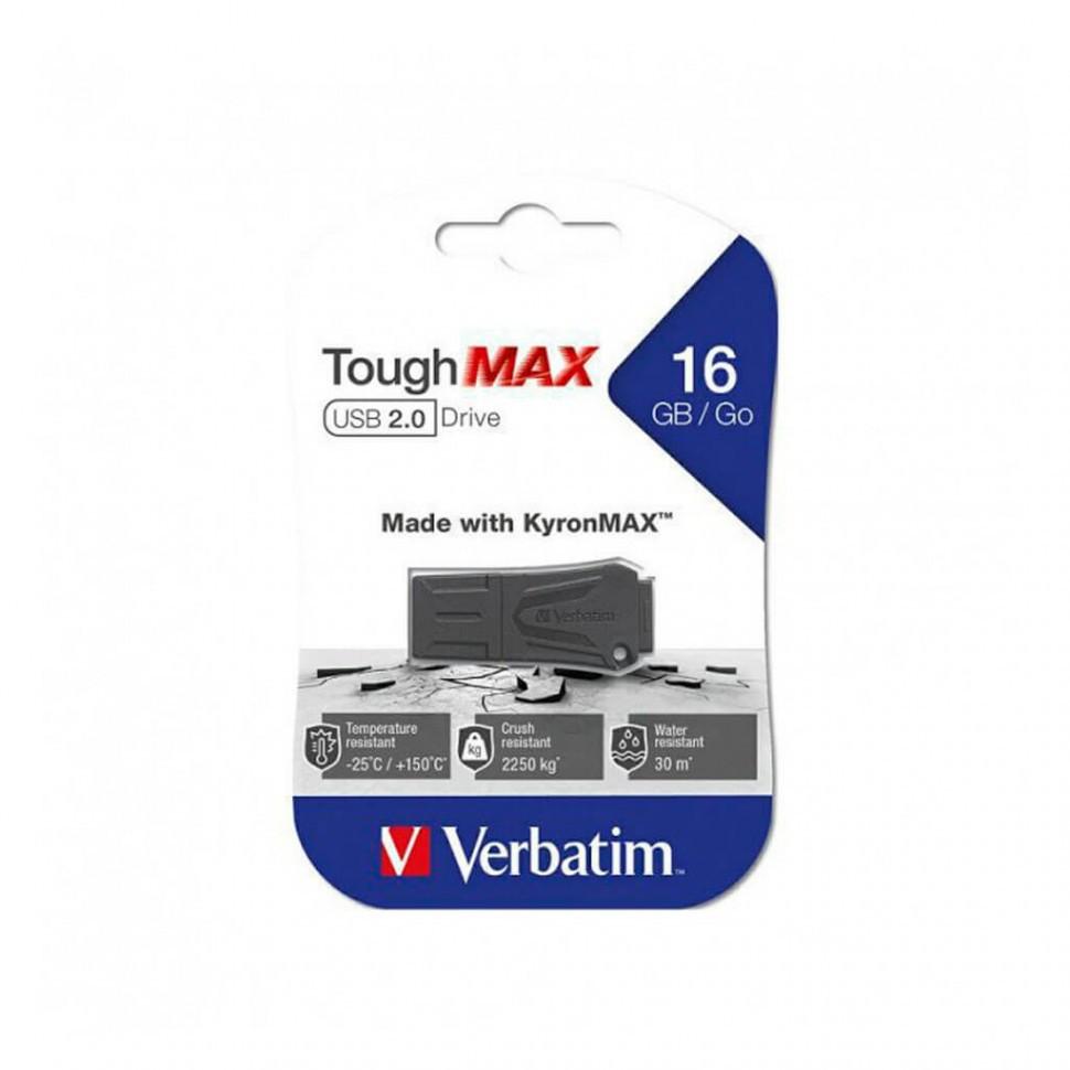 USB Флеш 16GB 2.0 Verbatim 097464 черный