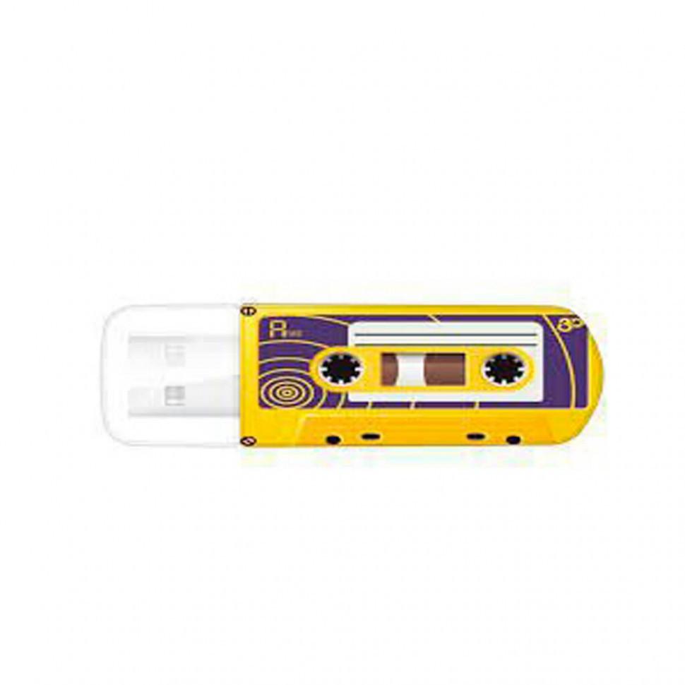 USB Флеш 16GB 2.0 Verbatim 049399 желтый