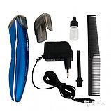 Машинка для стрижки волос Scarlett SC-HC63C57 синий, фото 2
