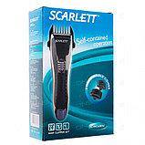 Машинка для стрижки волос Scarlett SC-HC63054 черный, фото 2