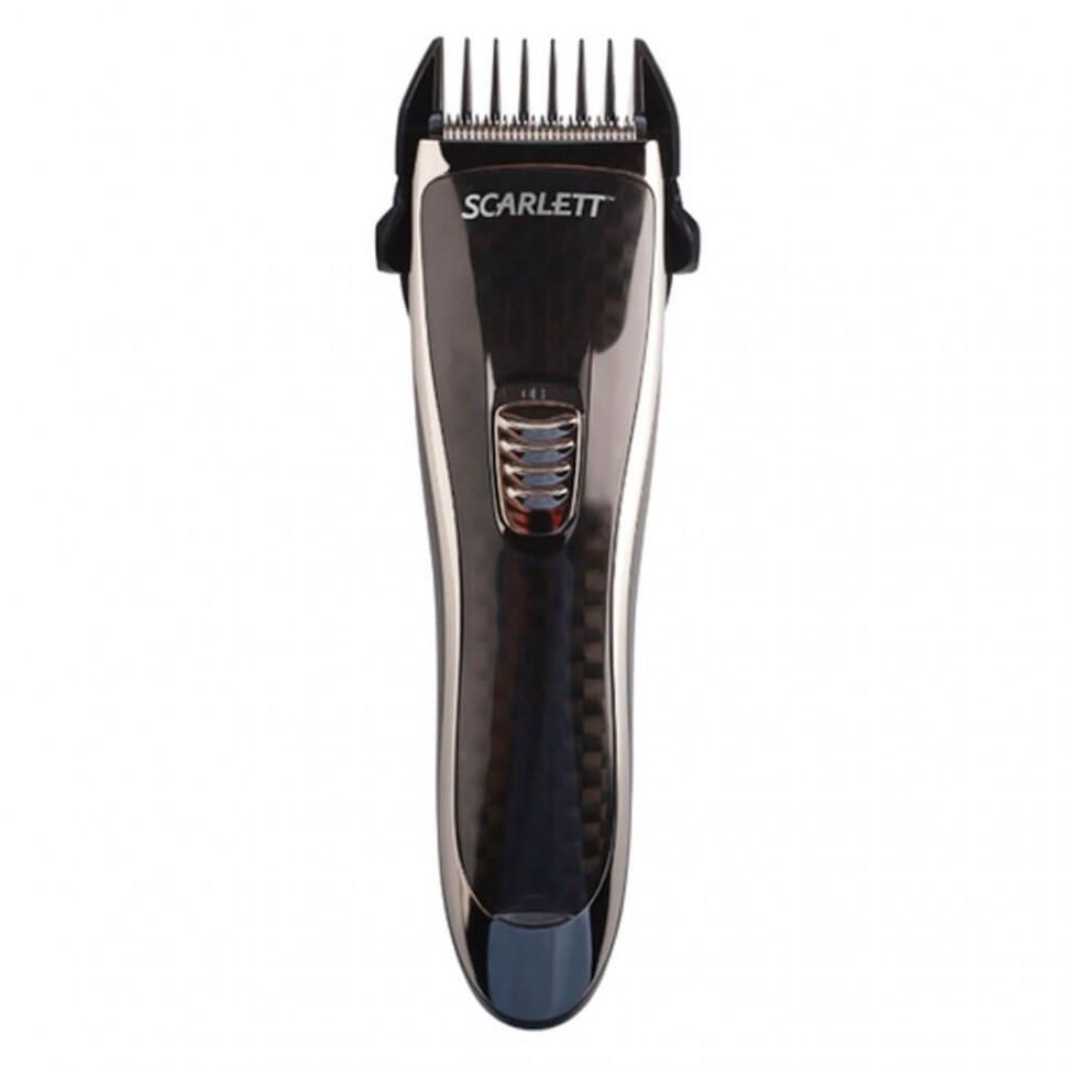 Машинка для стрижки волос Scarlett SC-HC63054 черный