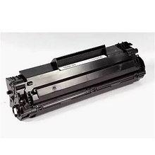 Совместимый картридж HP LJ P1005/1006, (CB/Е435A), черный