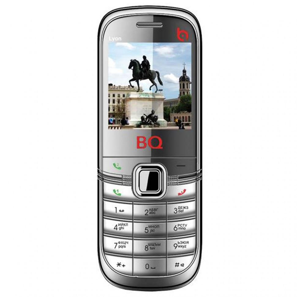 Мобильный телефон BQ 1402 Lyon White